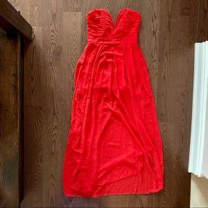 Stunning TFNC London chiffon dress XS